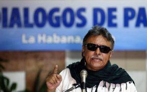 Corte Suprema de Justicia ordena detención de exlíder de FARC Jesús Santrich