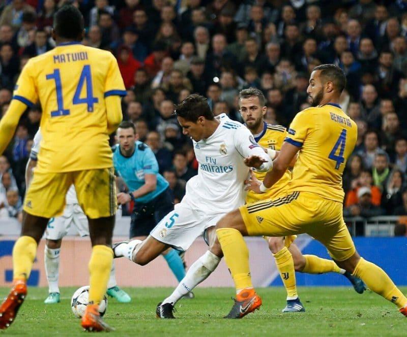 Polémico penal llevó al Real Madrid a semifinales de la Champions League