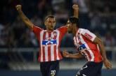 Junior ganó y es segundo en el grupo de Boca Juniors por Copa Libertadores