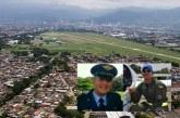 Accidente de aeroplano dejó dos muertos en escuela de aviación de Cali