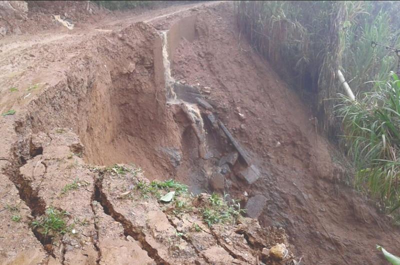 Alud de tierra acabó con la vida de una persona en Tuluá