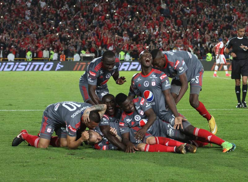 América de Cali vs Boyacá Chicó, fútbol colombiano — En vivo