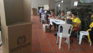 A evaluación alerta por riesgo de violencia electoral en 25 municipios del Valle