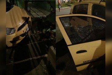 Atentado sicarial deja a taxista gravemente herido en barrio San Marino de Cali