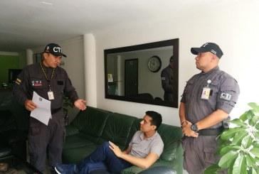 Capturan abogado vinculado al caso del exlíder camionero Pedro Aguilar