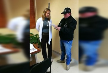 Alcaldesa de La Cumbre y esposo acusados de exigir 10% del salario a contratistas