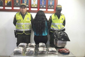 Capturan mujer que ocultaba millonaria suma de dinero en aeropuerto de Cali