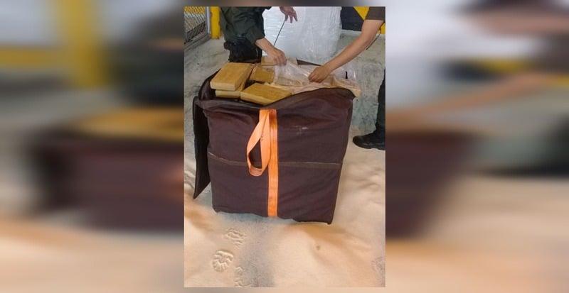 Incautan tonelada de cocaína camuflada en carga de azúcar en Buenaventura, Valle