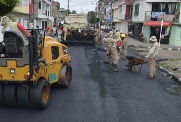 Recuperación de vía en Chapinero, centro de Cali, permitirá descongestionar la zona