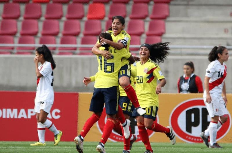 Copa América de Chile, el reto de la Selección Colombia Femenina