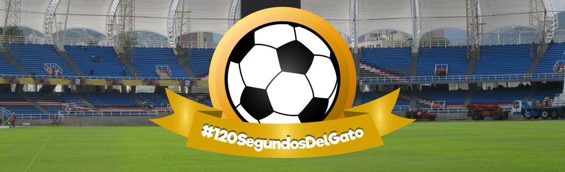 No te pierdas #Los120SegundosDelGato con Ricardo Arce