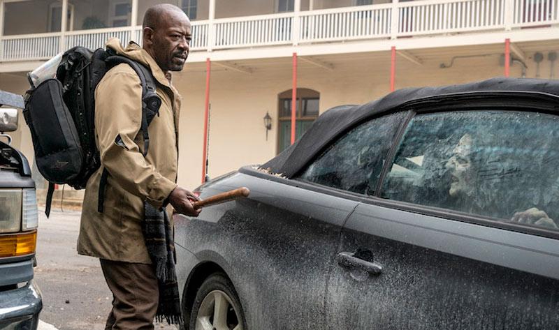 """Así será la cuarta temporada de """"Fear the Walking Dead"""" que llega en abril a Colombia"""