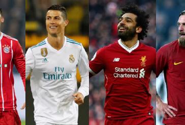 Definidos los encuentros de semifinales de la UEFA Champions League