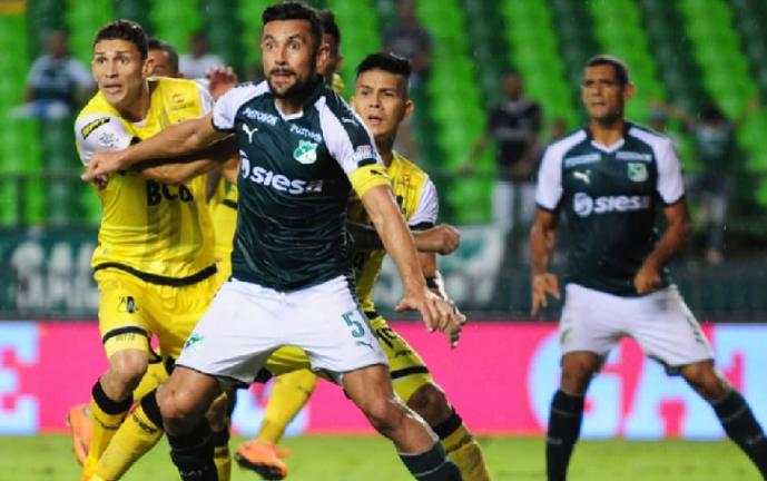 Deportivo Cali ganó, es segundo en la tabla y quedó a un punto de los playoffs
