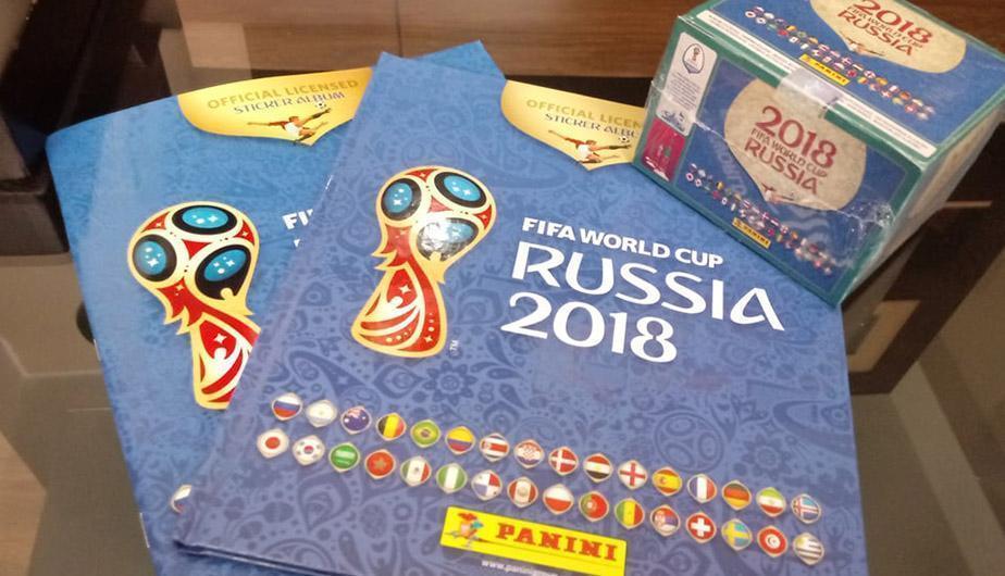 Entérese cómo descubrir láminas falsas en álbum Panini del Mundial Rusia 2018