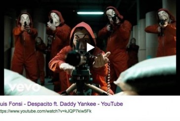 'Despacito' el video con más vistas en Youtube fue eliminado por hackers