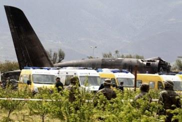 Se estrelló un avión en Argelia, 257 personas mueren en la tragedia