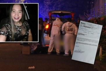 Fiscalía citó a mujer por proceso de violencia intrafamiliar después de ser asesinada