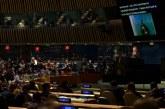 """Frente a la ONU Santos afirmó que en Colombia """"¡Hicimos posible lo imposible!"""""""