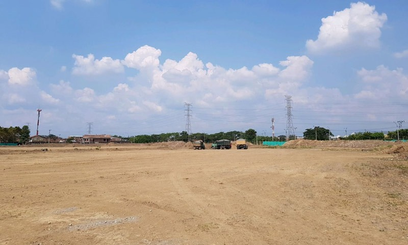 Inician obras de construcción del Patio y Taller Aguablanca del Sistema Mío