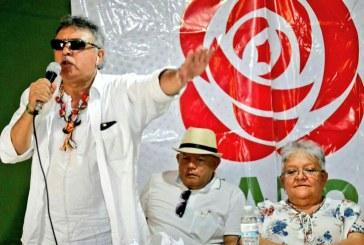'Jesús Santrich' anuncia suspensión temporal de su huelga de hambre