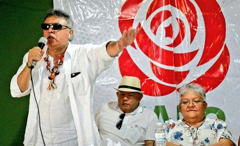 """""""Nos van a inventar cualquier delito para extraditarnos"""": Jesús Santrich"""