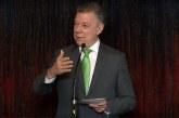 Juan Manuel Santos anunció que próximos gobiernos no podrán acabar con la JEP