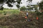 Inició limpieza del tercer carril en la ampliación de la vía Cali-Jamundí