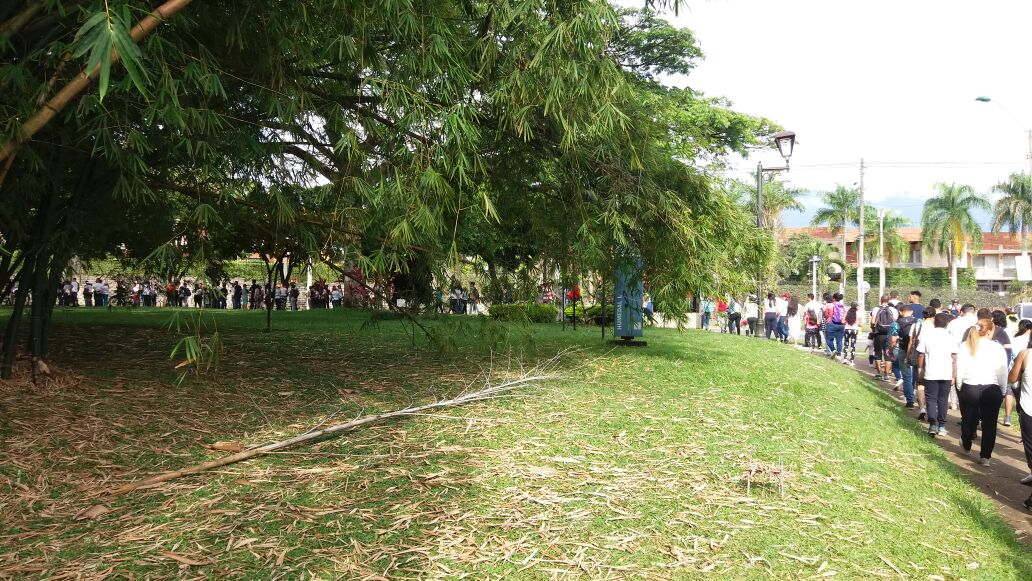 Más de mil personas se opusieron a la obra vial en el Zanjón del Burro