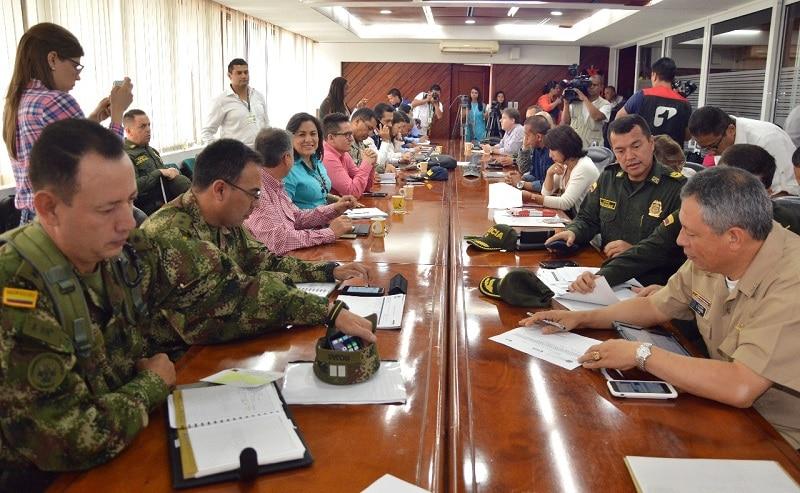 Disponen de 120 militares para luchar contra el narcotráfico en frontera Valle-Cauca