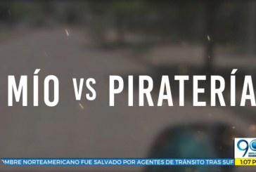 En detalle: Mío vs piratería