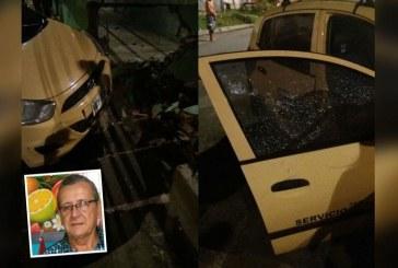 Falleció taxista de 62 años que había resultado herido en atentado sicarial en Cali