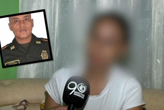 Mujer denuncia ser agredida por su expareja quien es agente activo de la policía