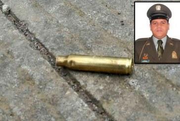 Patrullero de la Policía fue asesinado por ladrones en vía Cali- Candelaria