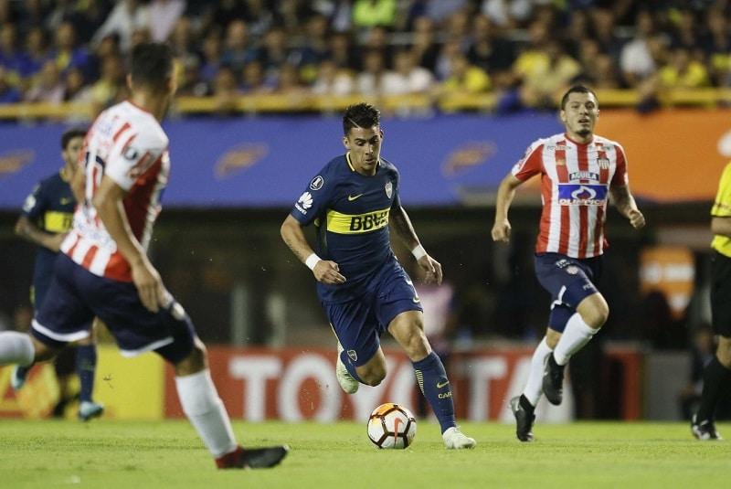 Junior perdió por la mínima diferencia en Buenos Aires por Copa Libertadores