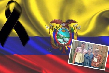 Presidente de Ecuador confirma la muerte de periodistas secuestrados