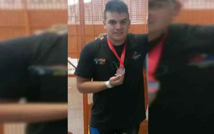 El pesista colombiano Juan Fernando Bravo murió en Popayán