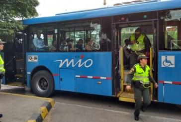 En dos meses, Policía ha capturado a 33 personas por diferentes delitos en el Mío