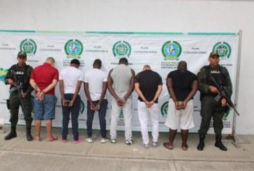 Plan Fortaleza logró la desarticulación de la banda delincuencial 'La María', Cali