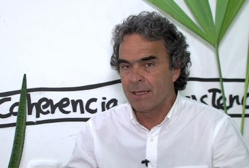 """""""El que la hace, la paga"""": Sergio Fajardo sobre posible extradición de Jesús Santrich"""