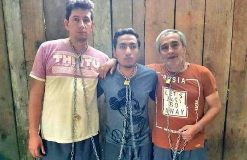 Verifican comunicado sobre asesinato de periodistas ecuatorianos secuestrados