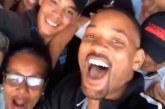 ¡Todos los quieren! Will Smith revoluciona las redes en Colombia