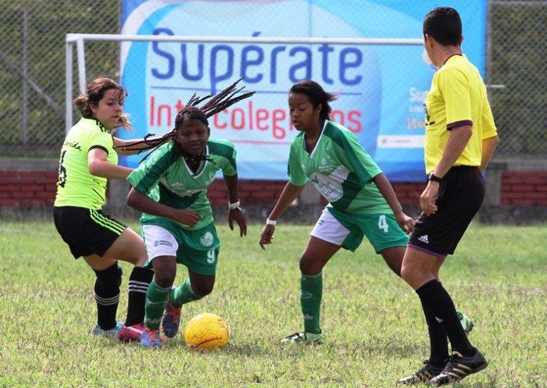 Con fútbol iniciarán los Juegos Intercolegiados Supérate en Cali