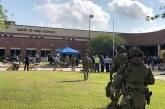 Tiroteo en escuela secundaria de Texas deja ocho personas muertas y varios heridos