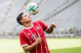 James sorprende con su talento durante entrenamiento del Bayern Munich