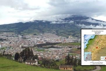 Temblor en Pasto con epicentro en el volcán Galeras, causó pánico en la comunidad