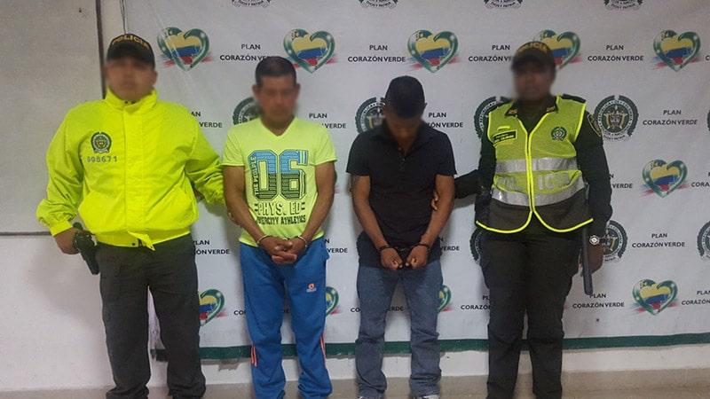 Capturan a presuntos responsables del homicidio de un policía en Sevilla, Valle
