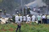 Se estrelló avión en La Habana, Cuba, 104 personas estaban abordo