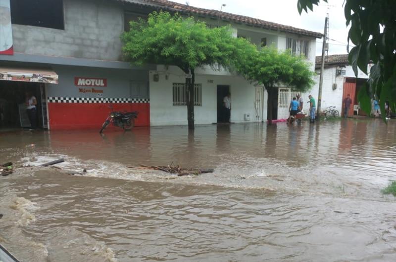 Alerta en Valle y Cauca por crecientes súbitas en ríos y quebradas