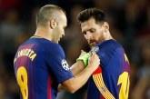 Andrés Iniesta dice adiós y Yerry Mina no encuentra nivel en el Barcelona